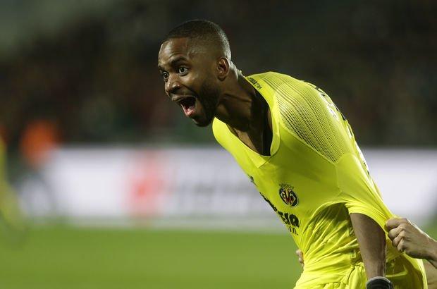 Cedric Bakambu Villarreal ile sözleşme uzattı