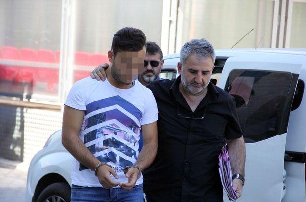 Samsun'da kız arkadaşına çıplak resimle şantaj iddiasına tutuklama