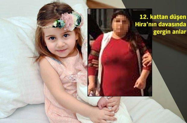 Mersin'de 3,5 yaşındaki Hira Dağ'ın ölümüne ilişkin dava başladı