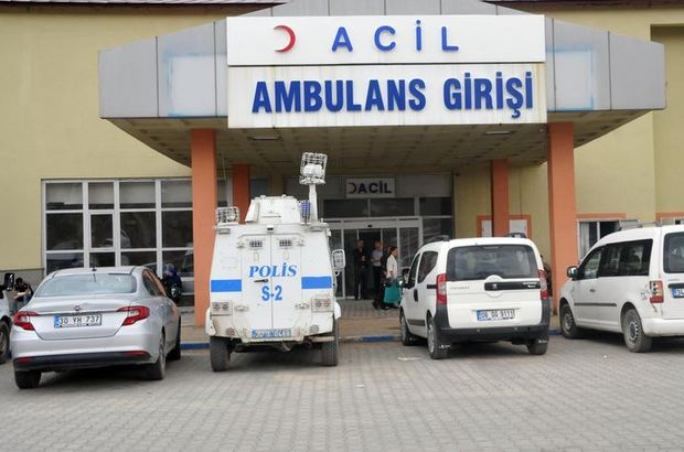 Hakkari'de mayın patladı: 4 kişi yaralandı