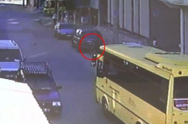 Gaziantep'te topun peşinden koşan kız halk otobüsünün altında kaldı