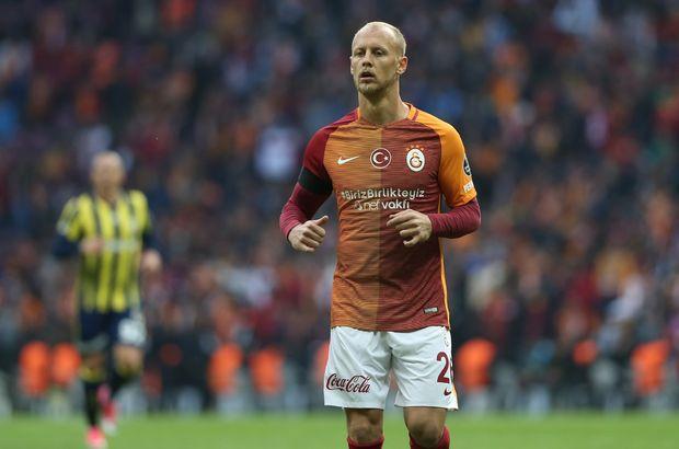 Semih Kaya Galatasaray'a veda etti