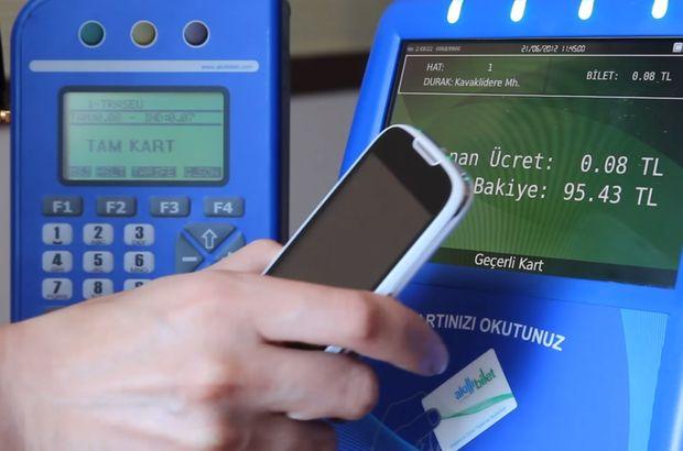 akıllı bilet teknolojisi