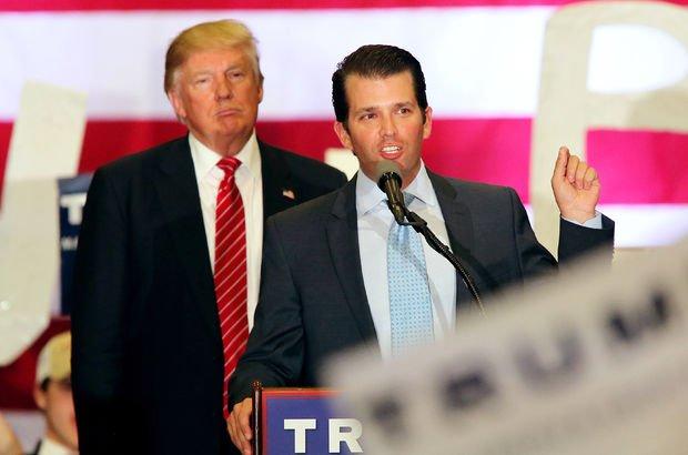 Donald Trump'ın oğlu mahkemeye çağrıldı