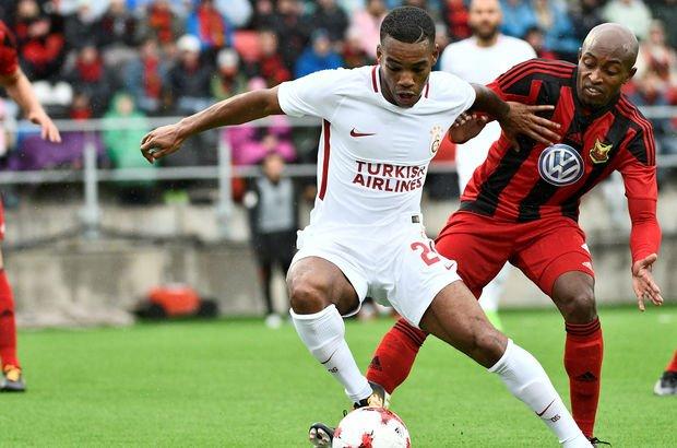 Östersunds - Galatasaray Maç Sonucu Uefa Avrupa Ligi