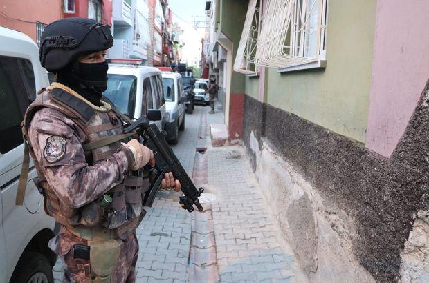 Gaziantep'te bombalı eylem yapmayı planlayan 18 terörist yakalandı