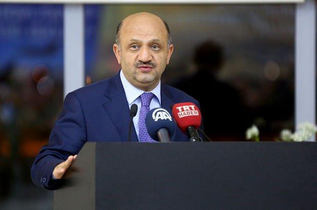 Milli Savunma Bakanı Fikri Işık ve Suudi mevkidaşı buluştu