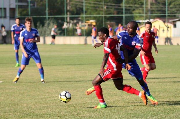 Evkur Yeni Malatyaspor: 0 - Kardemir Karabükspor: 2