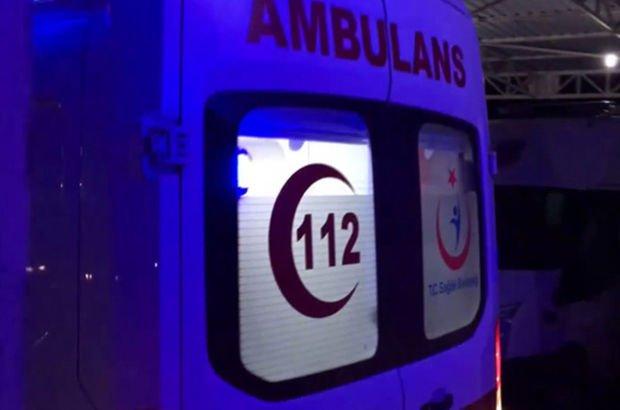 İzmir'de bir sürücü, hastayı hastaneye yetiştirmeye çalışan ambulansı engelledi