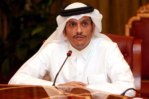 Katar Dışişleri Bakanı Şeyh Muhammed bin Abdurrahman bin Casim El Thani Türkiye'ye geldi
