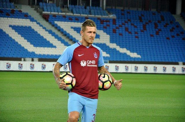 Trabzonspor Jose Sosa'yı transfer etmek istiyor -  Trabzonspor Transfer Haberleri