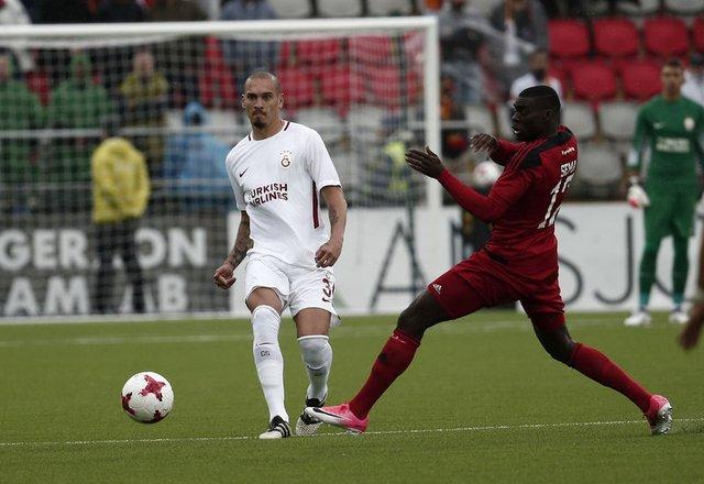 Galatasaray - Östersunds maçının yankıları sürüyor