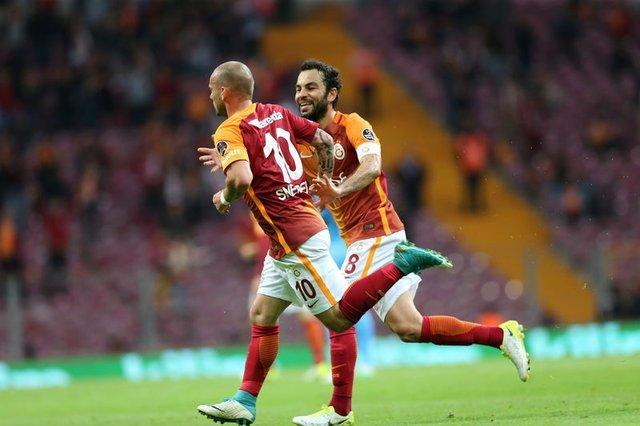 Galatasaray transfer haberleri (14 Temmuz 2017)
