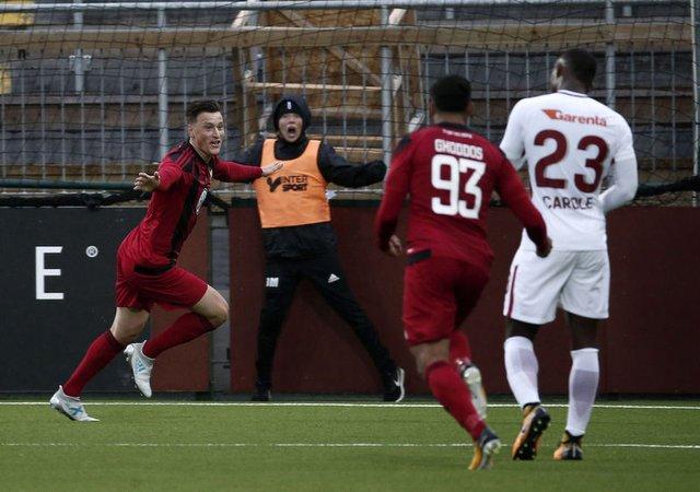 İsveç basınından Östersunds-Galatasaray maçı yorumu