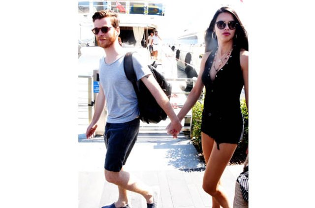 Adriana Lima ile sevgilisi Metin Hara mavi yolculukta, Metin Hara kimdir?