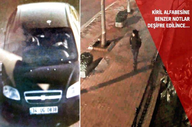 İstanbul PKK özel kuvvetler hücresi Kiril alfabesi Beşiktaş Vezneciler