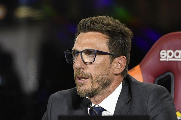 Roma teknik direktörü Cengiz Ünder'i yorumladı