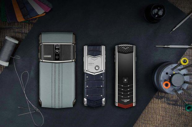 Hakan Uzan'ın satın aldığı lüks telefon markası Vertu iflas etti