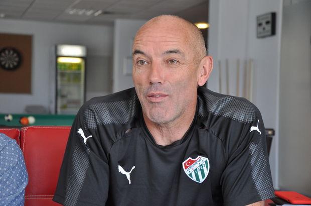 Paul Le Guen Bacary Sagna ve gelecek sezonki Bursaspor'la ilgili konuştu