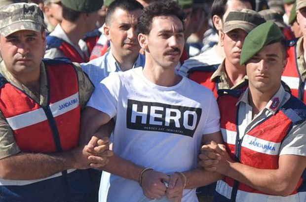 Adalet Bakanlığı'ndan Hero tişörtü genelgesi