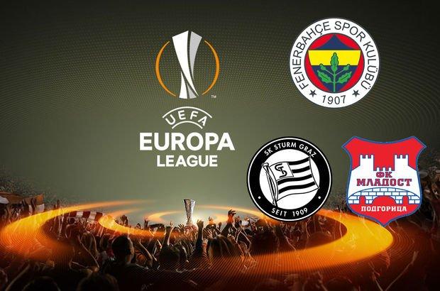 Sturm Graz ile Mladost Podgorica Twitter'ta atıştı