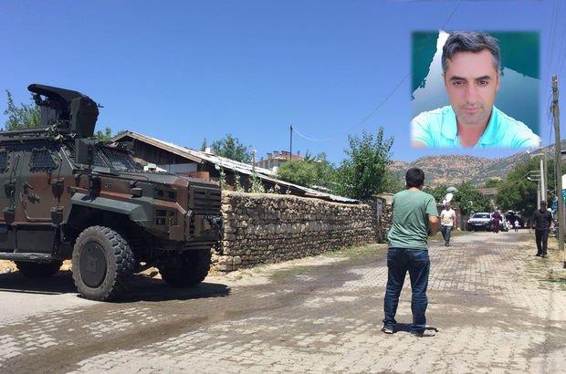 Ak Parti Lice İlçe Başkanı Yardımcısı Orhan Mercan cinayetinin faili tutuklandı