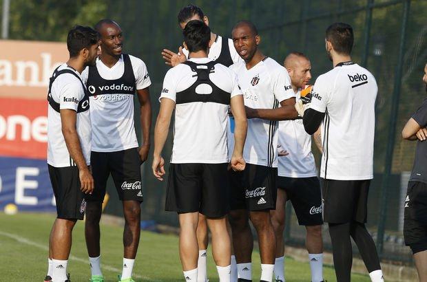 Beşiktaş yeni sezon hazırlıklarına devam etti