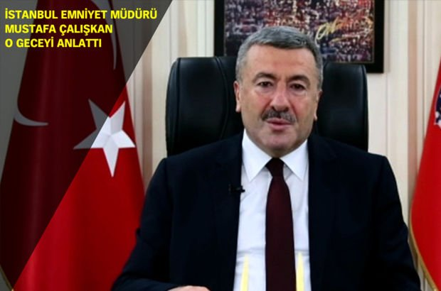 İstanbul Emniyet Müdürlüğü'nden 15 Temmuz belgeseli