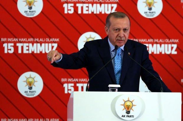Erdoğan, Guardian'a yazdı: Bu bir dönüm noktasıdır