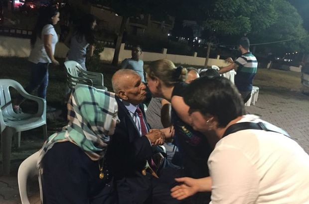 Tekirdağ'da kızı ve torununa kızan 89 yaşındaki yaşlı adam evlendi