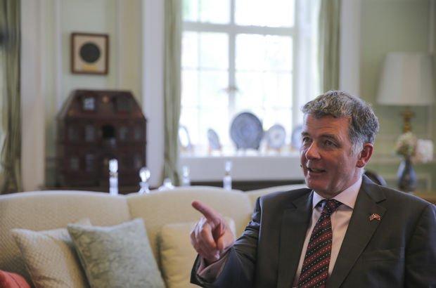 İngiliz büyükelçi 15 Temmuz gecesini anlattı! Çavuşoğlu ile ne konuştular?