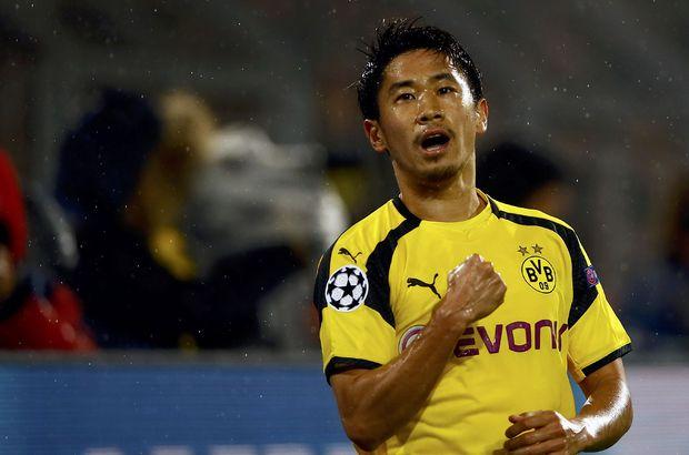 Shinji Kagawa, Borussia Dortmund ile sözleşmesini uzattı