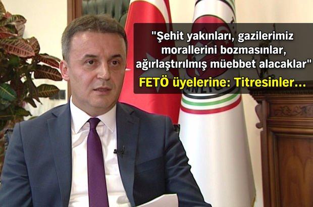 Ankara Cumhuriyet Başsavcısı Yüksel Kocaman ilk kez konuştu