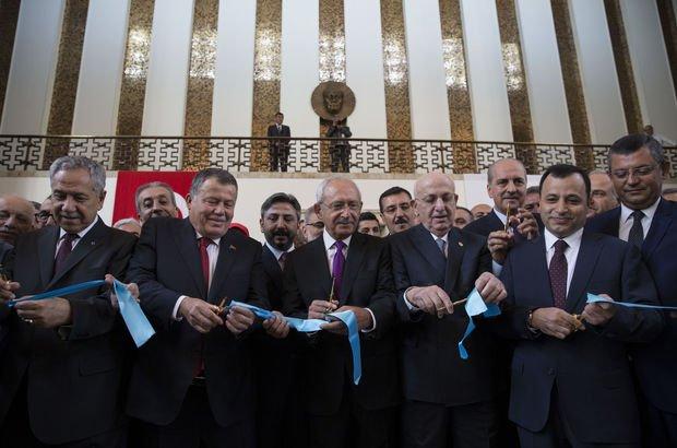 Meclis'te 15 Temmuz sergisi açıldı