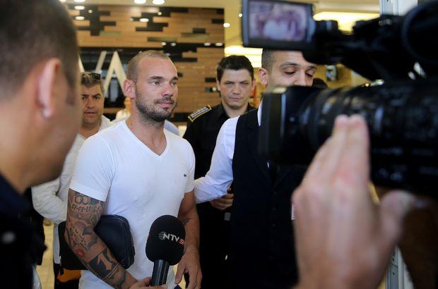 """Sneijder: """"Formamın Belhanda'ya verilmesi..."""""""