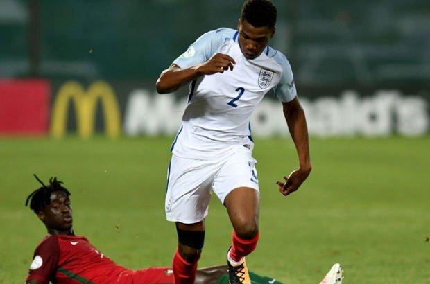 İngiltere, U19 Avrupa Şampiyonası'nı kazandı