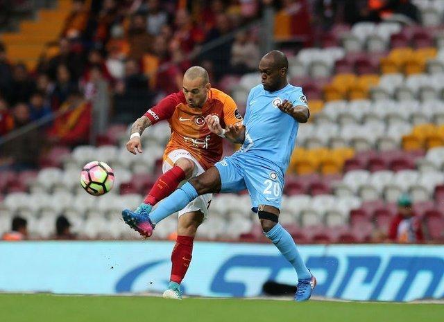 Galatasaray'da Sneijder gerçekleri