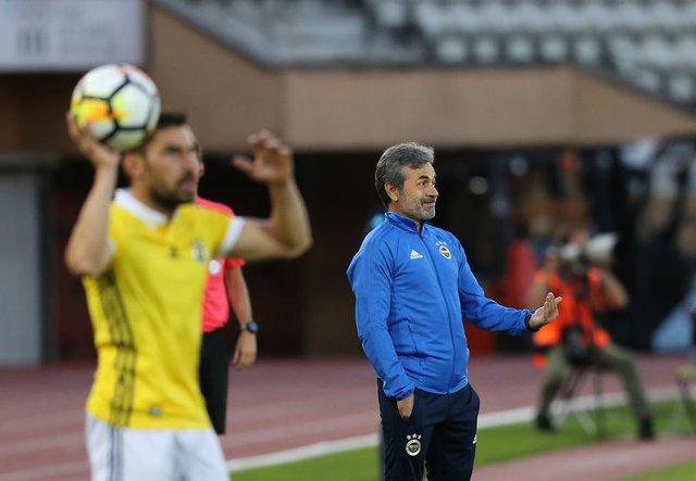 Aykut Kocaman Fenerbahçe'nin durumunu değerlendirdi