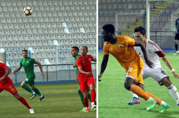 Erzurum'da 15 Temmuz Şehitleri Futbol Turnuvası