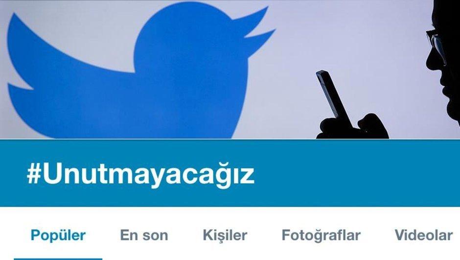 Twitter 15 Temmuz