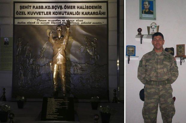 Özel Kuvvetler Komutanlığı Semih Terzi Ömer Halisdemir 15 Temmuz FETÖ