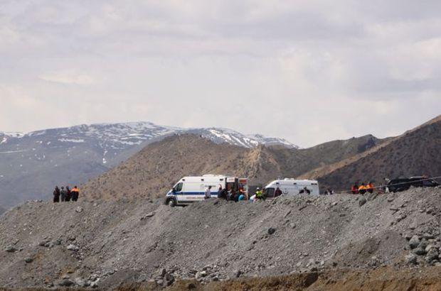 Gümüşhane'de madende karbonmonoksit zehirlenmesi: 2 ölü