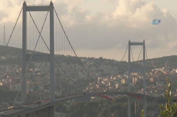 15 Temmuz Şehitler Köprüsü yeniden trafiğe açıldı, metrobüs seferleri normale döndü