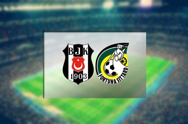 Beşiktaş hazırlık maçı hangi kanalda? Beşiktaş - Fortuna Sittard maçı hangi kanalda?