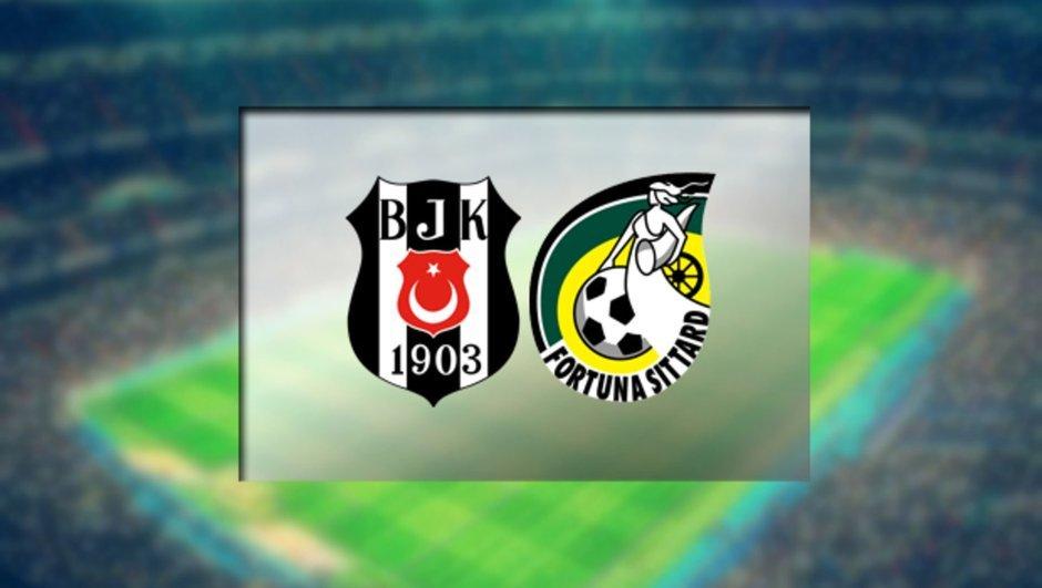 Beşiktaş hazırlık maçı