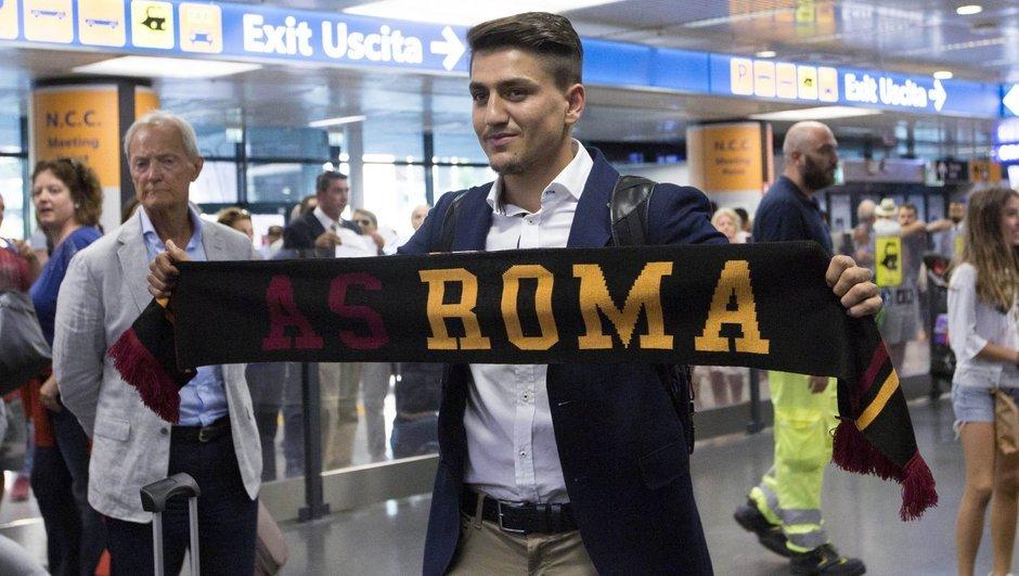 Cengiz Ünder Roma