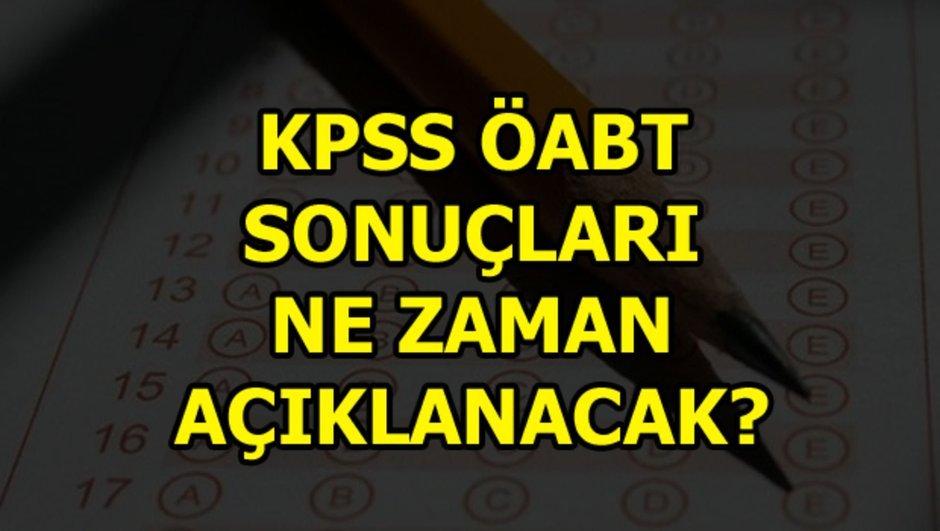 KPSS ÖABT