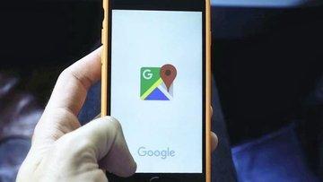 Google Haritalar'a zaman özelliği