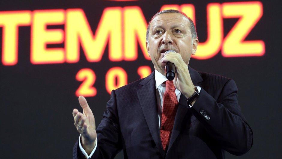 Volkan Yiğit Recep Tayyip Erdoğan 15 Temmuz FETÖ