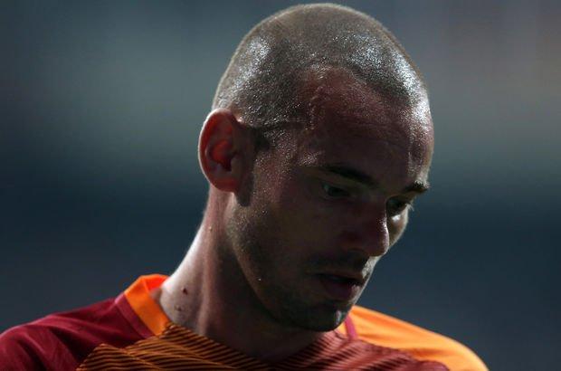 İşte ayrılığın perde arkası! Sneijder...